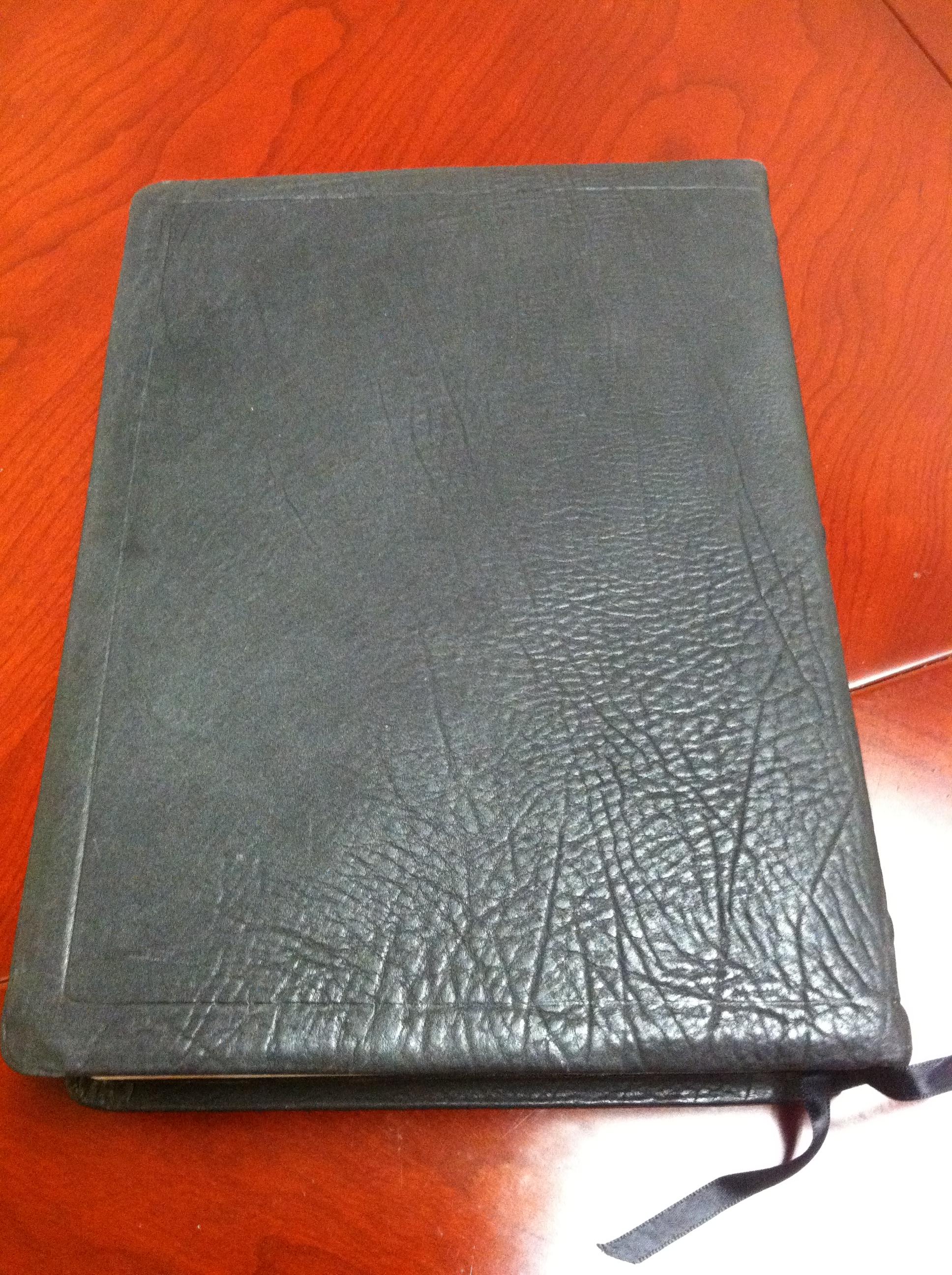 Calfskin Bible: Books | eBay