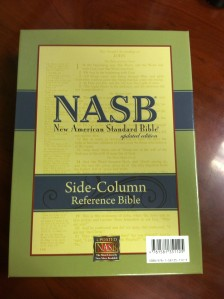 Foundation Publications Calfskin Side Column Reference