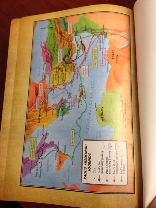 Map - HCSB